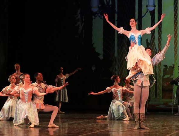 Joburg Ballet Snow White Montecasino Teatro