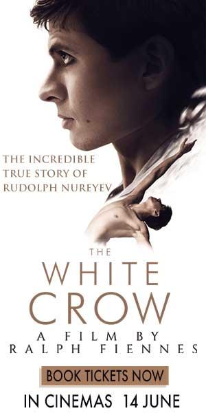 The White Crow Book Now Cinema Nouveau 300 x 600