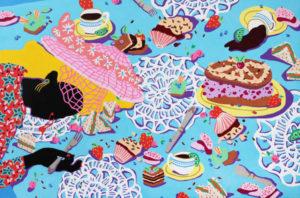 Olivié Keck Drop Dead Gorgeous Ophelia RMB Turbine Art Fair TAF