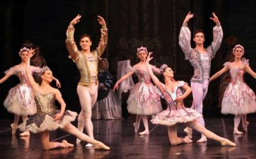 Cape Town City Ballet Sleeping BeautySleeping Beauty Amaranth dance South African