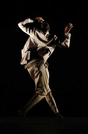 Gregory Maqoma Exist Exit Vuyani Dance Theatre