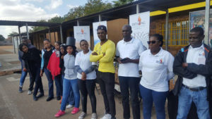 DITSONG Museum South Africa Nelson Mandela day