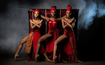Joburg Ballet Wakanda Black Panther South African dance Unbound