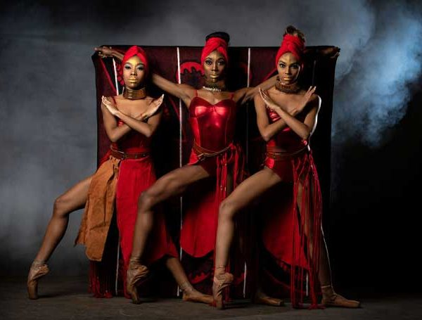 Joburg Ballet Wakanda Black Panther South African dance Unbound