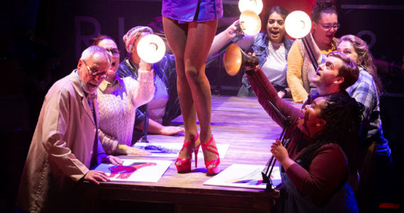Fugard Theatre Kinky Boots Creative Feel