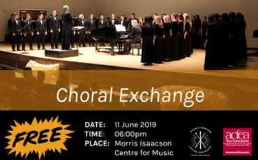 MICM Morris Isaacson Centre Music UTAH USA Choir South Africa