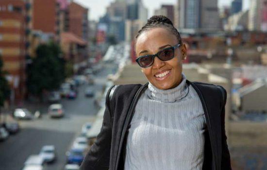 Julie Diphofa National Arts Council