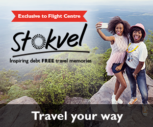 Flight Centre Stokvel 2019 300 x 250