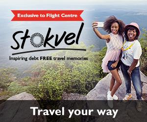 Flight Centre Stokvel 2019 300 x 250