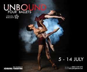 Joburg Ballet Unbound 300 x 250