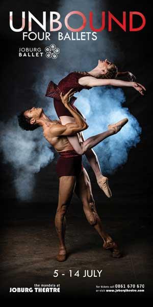 Joburg Ballet Unbound 300 x 600