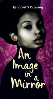Image in a mirror Department arts culture book books reading read South Africa
