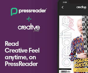 PressReader Creative Feel 300 x 250