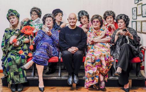 #HeTwo Will the real Evita Bezuidenhout please stand up? Pieter-Dirk Uys Pieter Toerien Montecasino Theatre