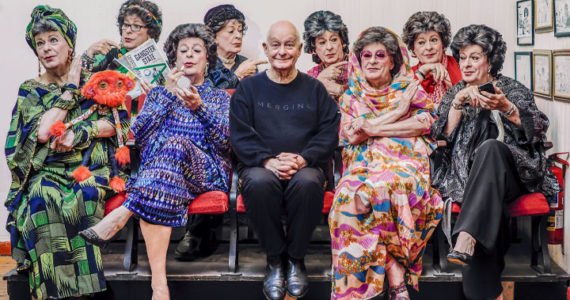 #HeTwo Will the real Evita Bezuidenhout please stand up? Pieter-Dirk Uys Pieter Toerien Montecasino Theatre