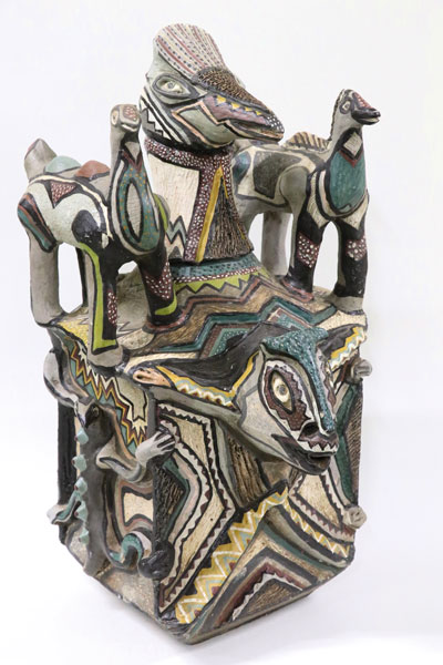 DITSONG Museums South Africa ceramics Henriette Ngako