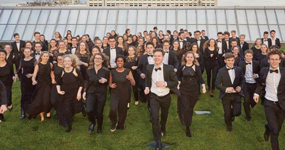 Johannesburg Philharmonic Orchestra German Youth MIAGI music
