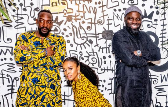 Oluwaseye Olusa photographer photography Africa Nomzamo Mbatha