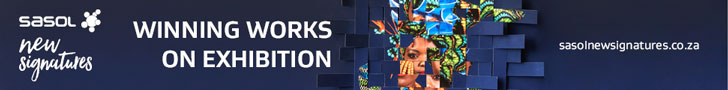 Sasol New Signatures 2019 art competition leaderboard