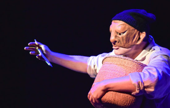 Old Man Sea Fugard Contagious Theatre