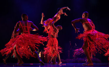Vuyani Dance Company Theatre South Africa