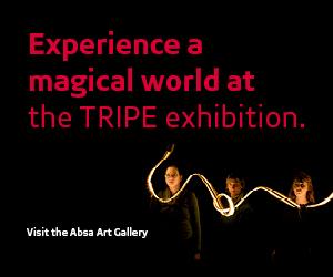 Absa Gallery TRIPE 300 x 250