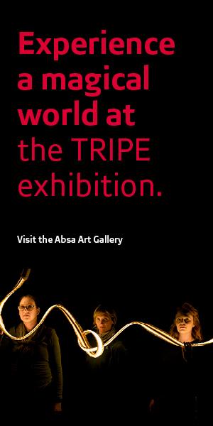 Absa Gallery TRIPE 300 x 600