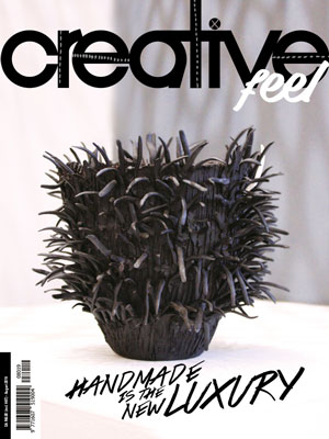 Creative Feel August 2019 ceramics arts culture magazine South Africa