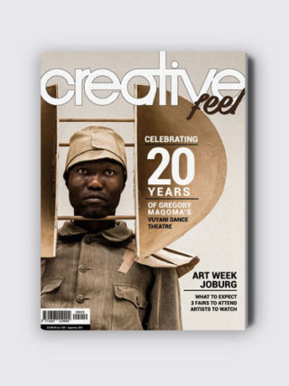 Creative Feel September 2019 Vuyani Dance Theatre Gregory Maqoma