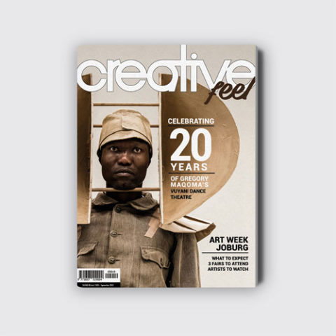Creative Feel September 2019 Vuyani Dance Theatre Gregory Maqoma