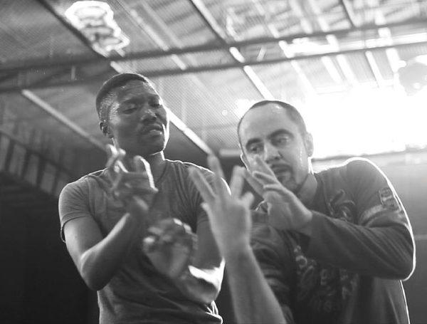 Gregory Maqoma Vuyani Dance Theatre Roberto Olivan