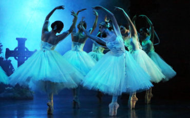 Joburg Ballet Theatre Giselle South African dance