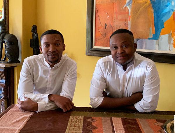 Ndima Richard Ndzombane Kagiso Boroko two tenors Casta Diva