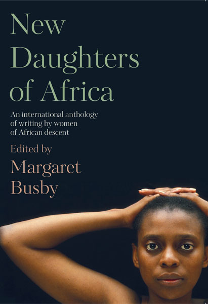 New Daughters of South Africa book review Margaret Busby