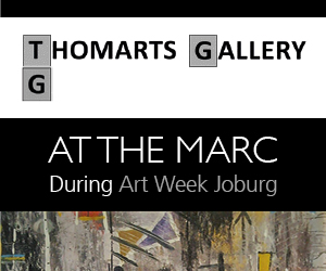 Thomarts Gallery Art Week Joburg 300×250
