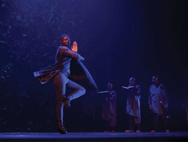 Vuyani Dance Theatre Cion Requiem Ravel's Bolero Gregory Maqoma