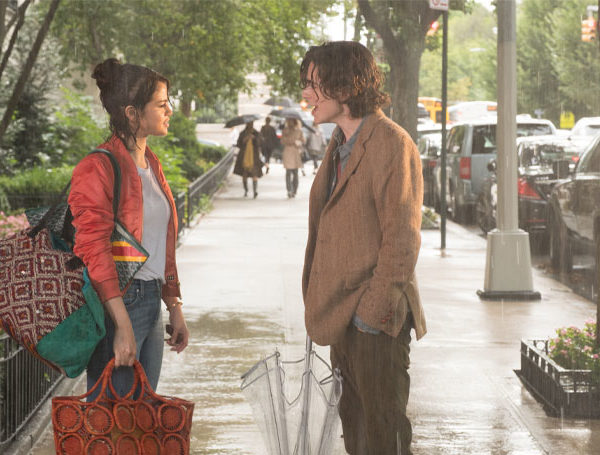 Rainy Day New York film movie cinema