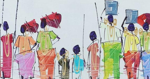 Africa Art Collective Mall Julie Miller