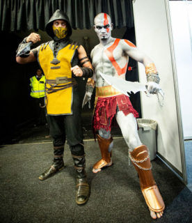Comic Con Africa 2019 Creative Feel cosplay