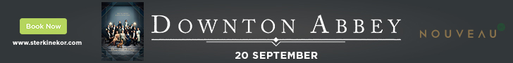 Ogilvy September 2019 Campaign – Downton Abbey (desktop leaderboard)