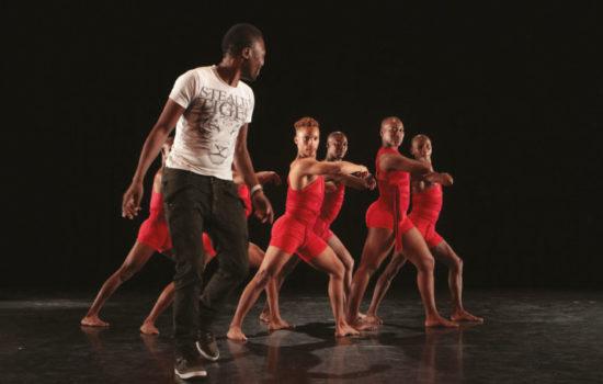 Gregory Maqoma Vuyani Dance Theatre Creative Feel 20 year anniversary