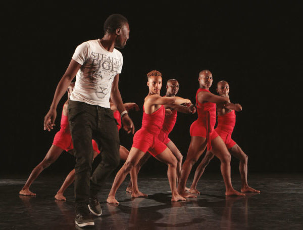 Gregory Maqoma Vuyani Dance Theatre Creative Feel 20 year anniversary