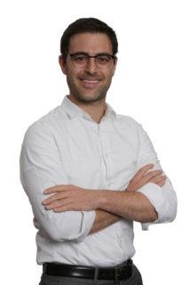 art management Justin Glickman