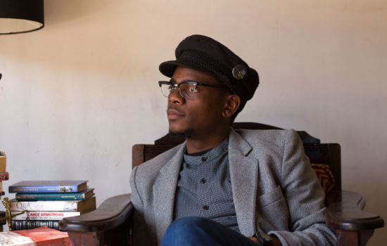 Lidudumalingani Mqombothi writer author South African