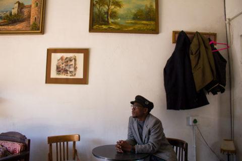 Lidudumalingani Mqombothi writer author South African