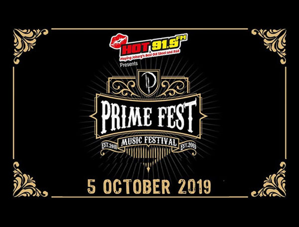 Prime Fest Circle South African music festival