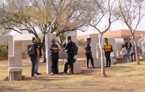 RMB Think Bench Pretoria University students