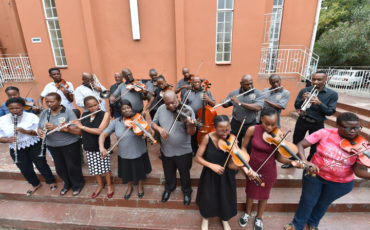 Thuthukani Classical Music Conservatoire Soweto concert