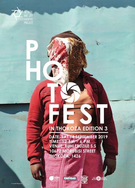 Thokoza Youth Photo Photography Festival students Johannesburg