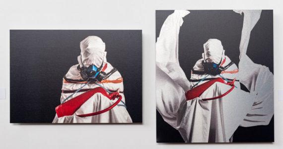 Phoka Nyokong Absa L'Atelier Award winner